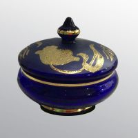 Âu thủy tinh mạ vàng Engermen 6112-155-17594-35