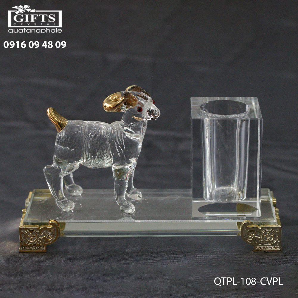Bộ 12 con giáp QTPL-108-CVPL