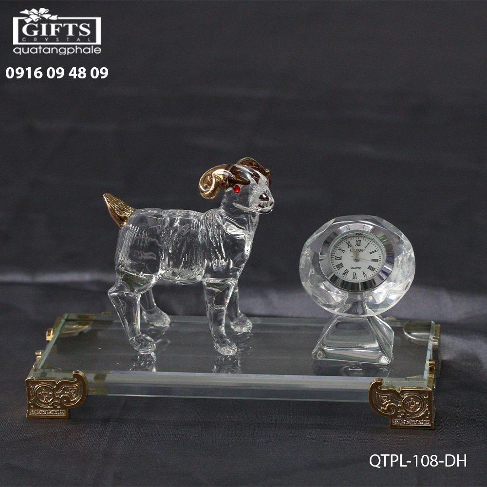 Bộ 12 con giáp QTPL-108-DH