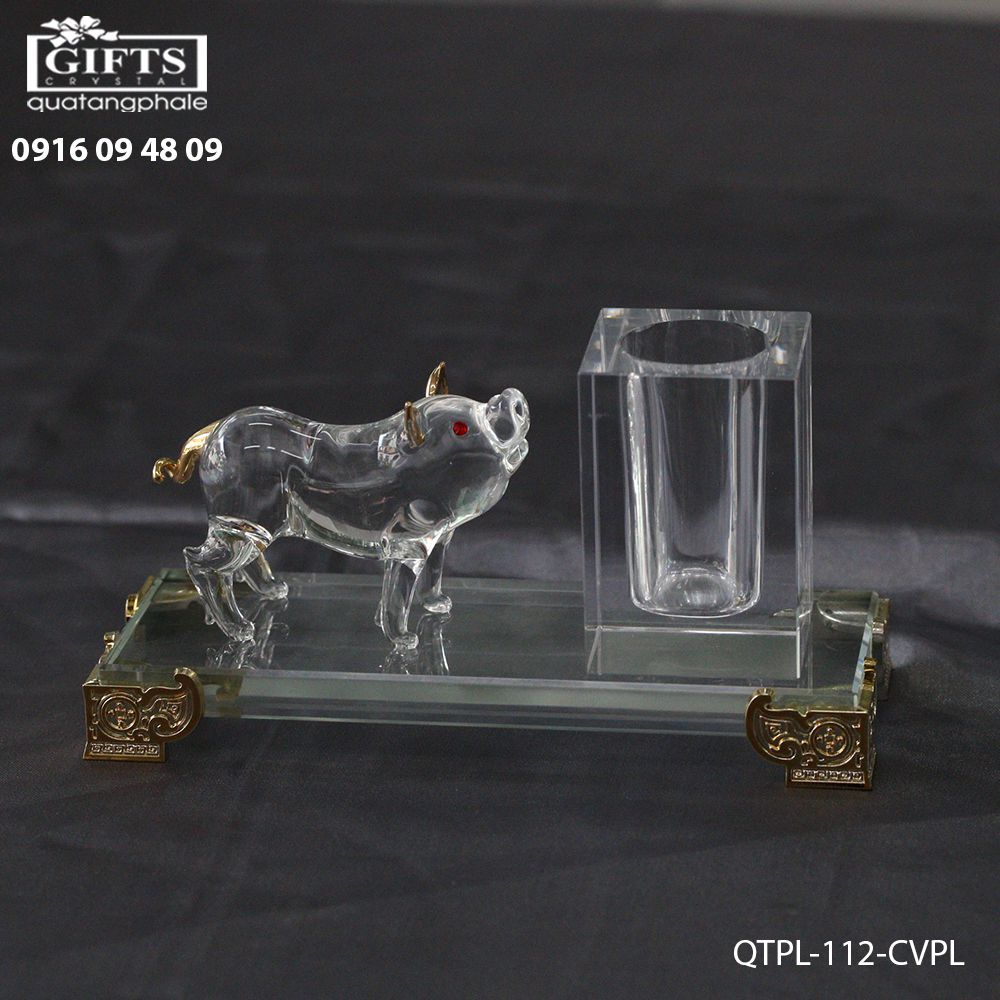 Bộ 12 con giáp QTPL-112-CVPL