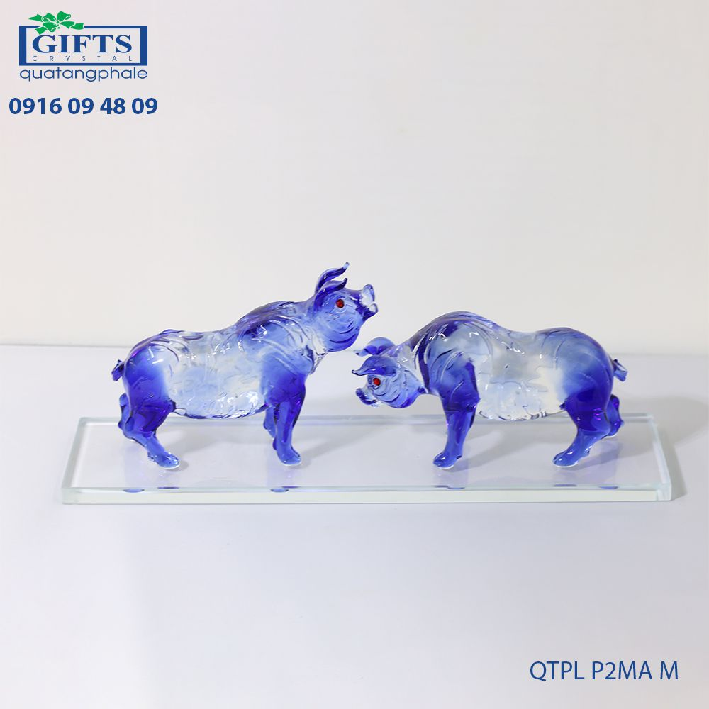 Heo phong thủy QTPL-P2MA-M