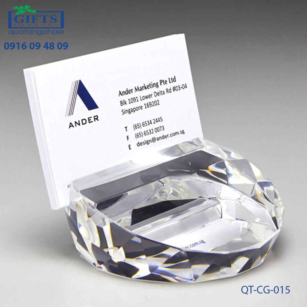 Chặn giấy pha lê QT-CG-015