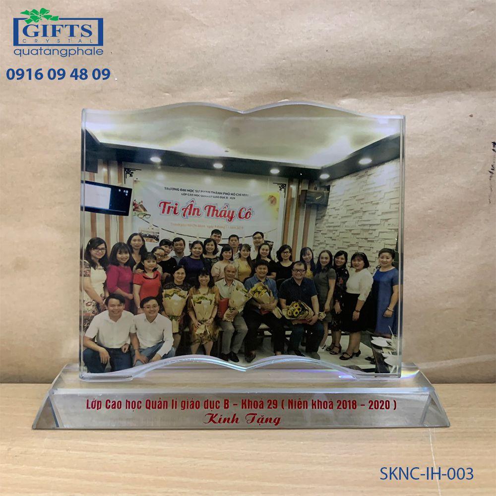 Kỷ niệm chương in hình KNC-IH-003