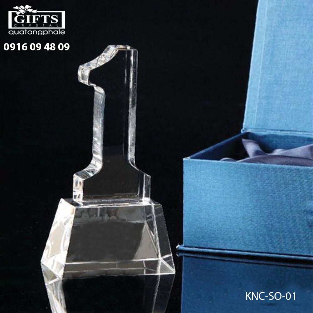 Kỷ niệm chương số KNC-SO-01