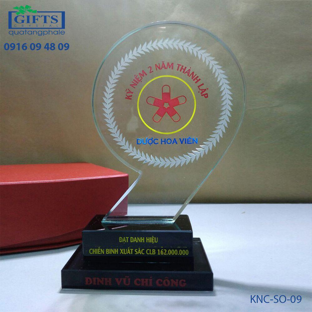Kỷ niệm chương số KNC-SO-09