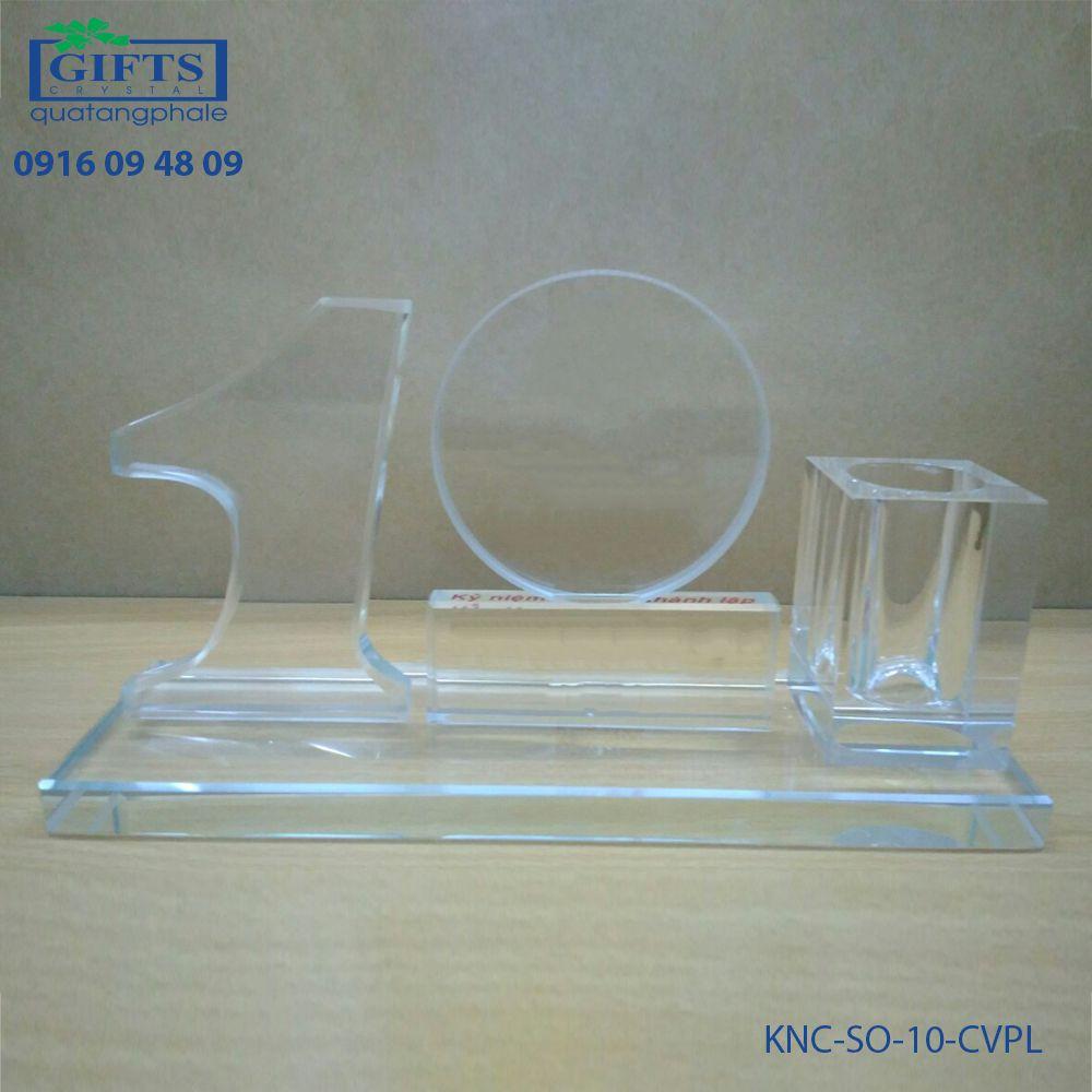 Kỷ niệm chương số KNC-SO-10-CVPL