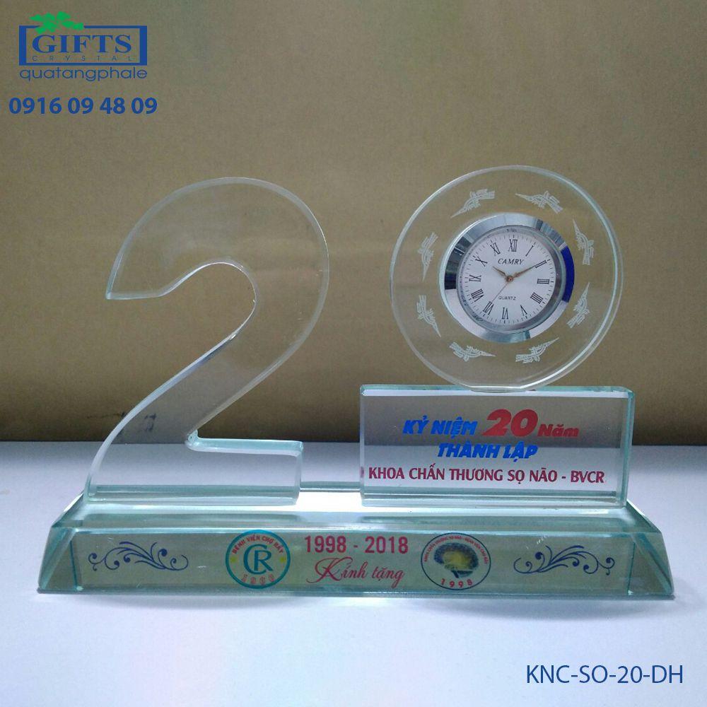 Kỷ niệm chương số KNC-SO-20-DH