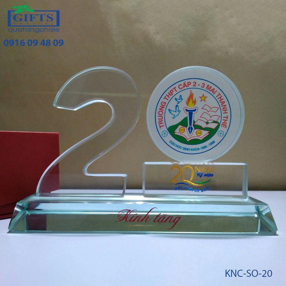 Kỷ niệm chương số KNC-SO-20