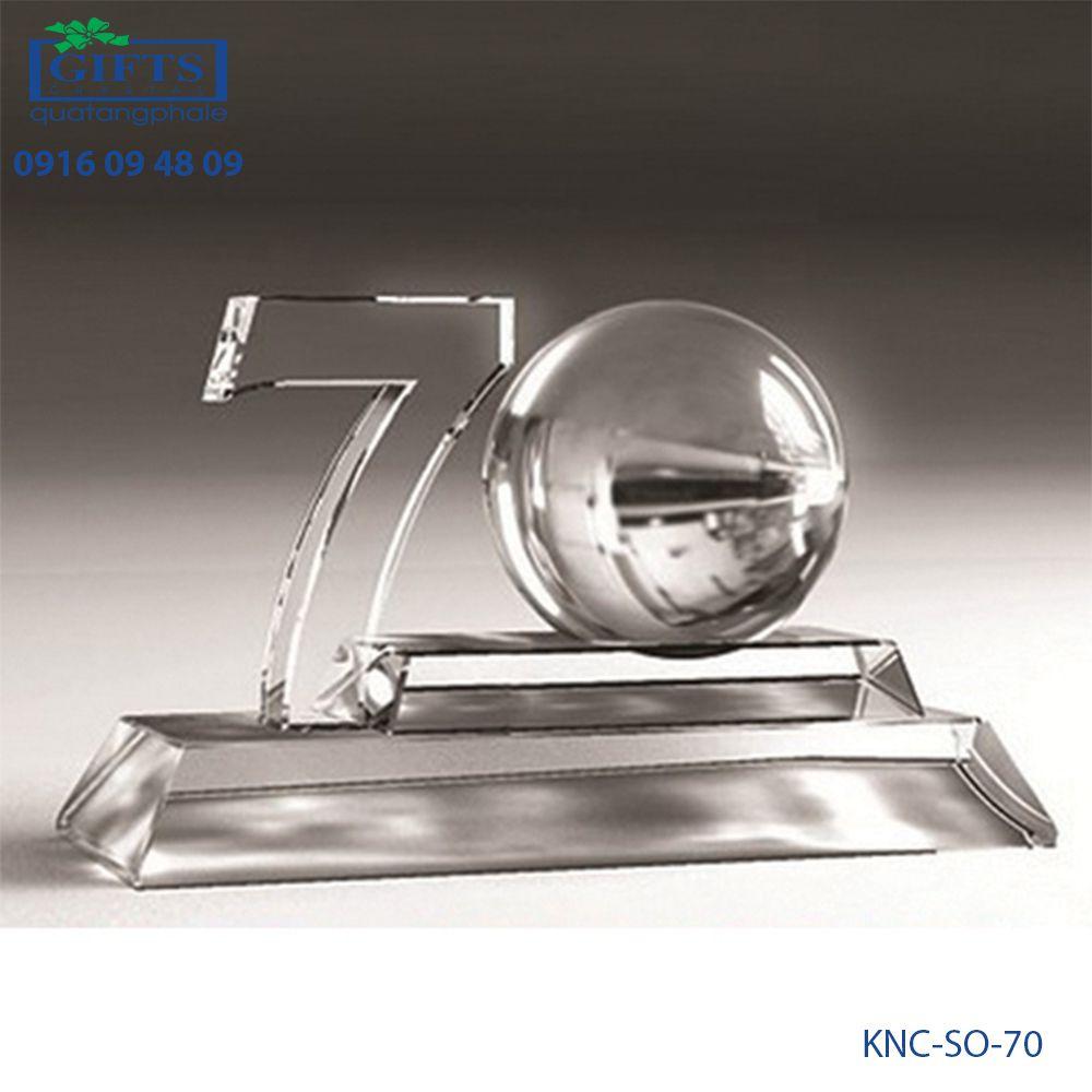 Kỷ niệm chương số KNC-SO-70
