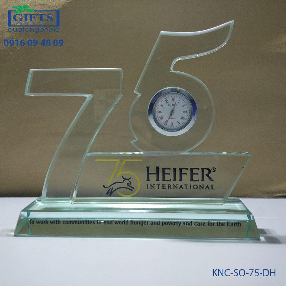 Kỷ niệm chương số KNC-SO-75-DH
