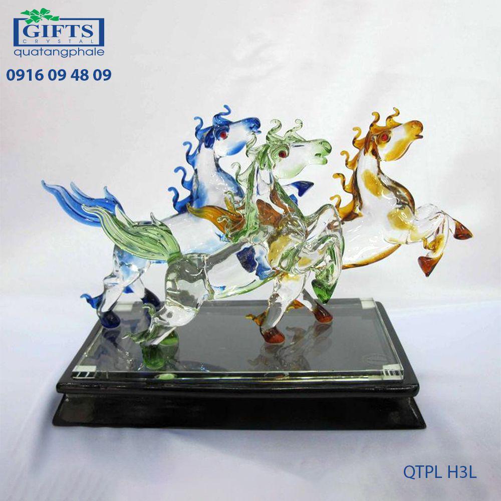 Ngựa phong thủy QTPL-H3L