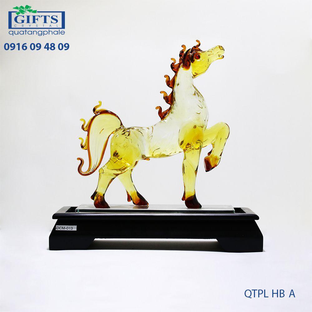 Ngựa phong thủy QTPL-HB-A