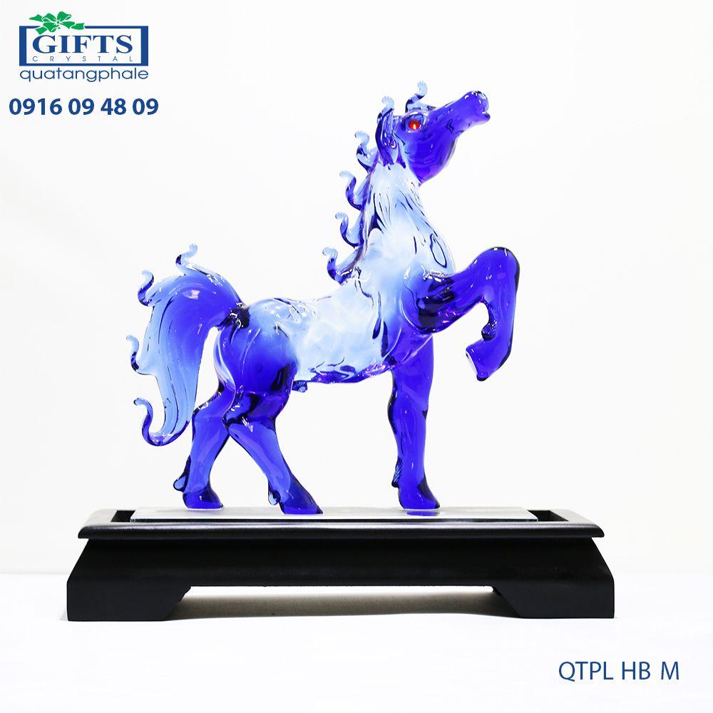 Ngựa phong thủy QTPL-HB-M