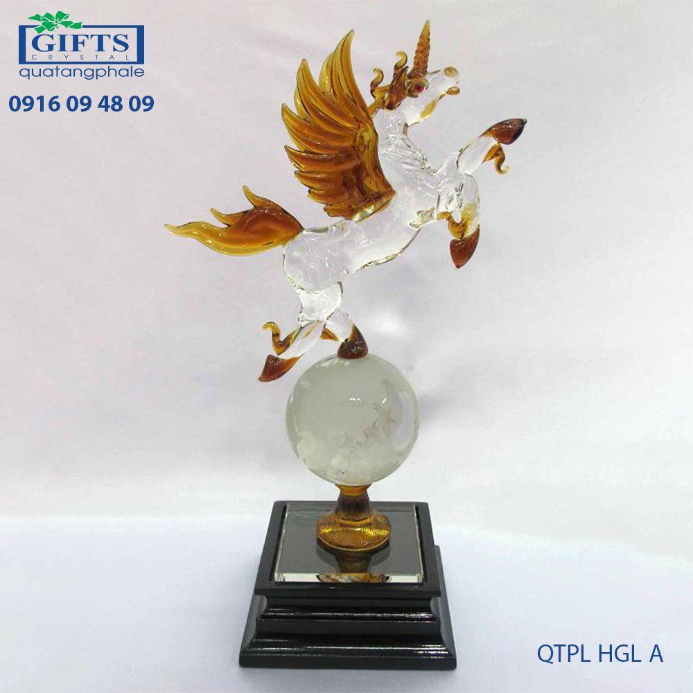 Ngựa phong thủy QTPL-HGL-A