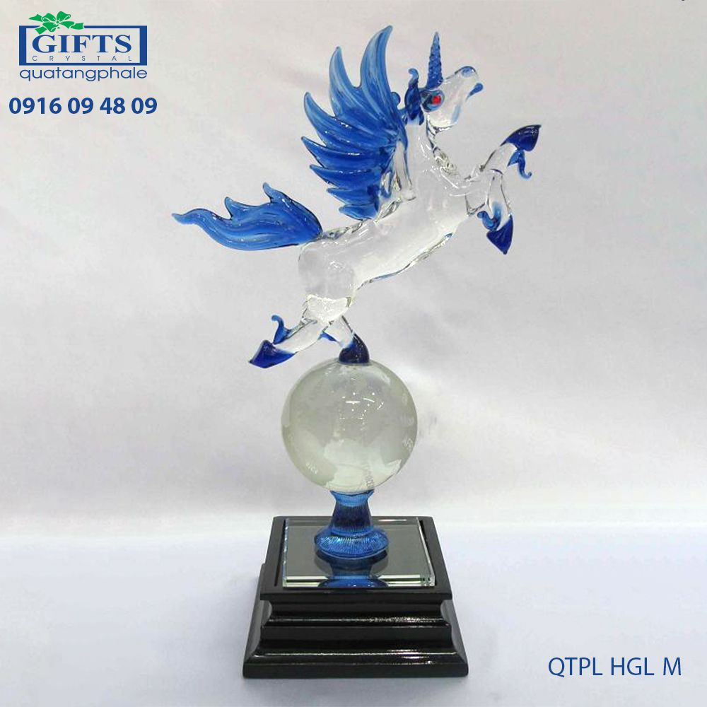 Ngựa phong thủy QTPL-HGL-M