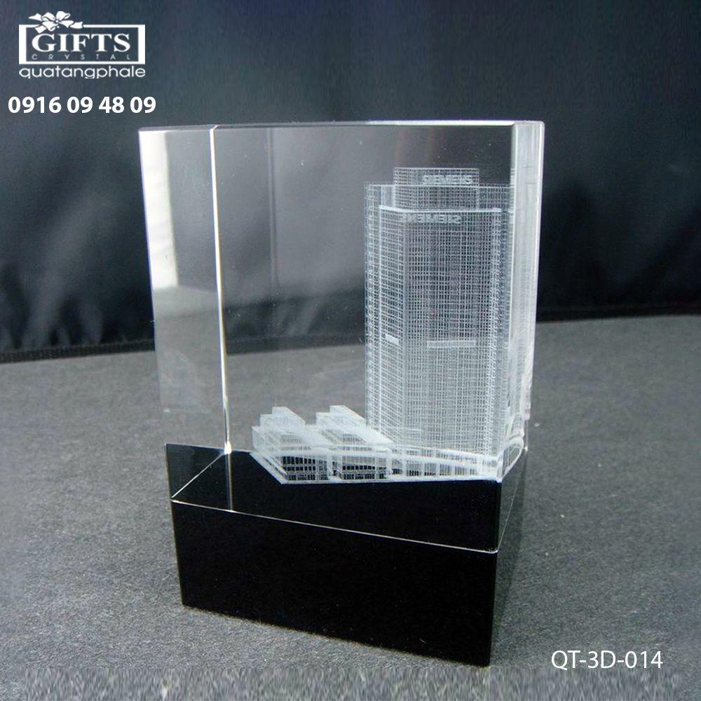 Pha lê 3d QT-3D-014