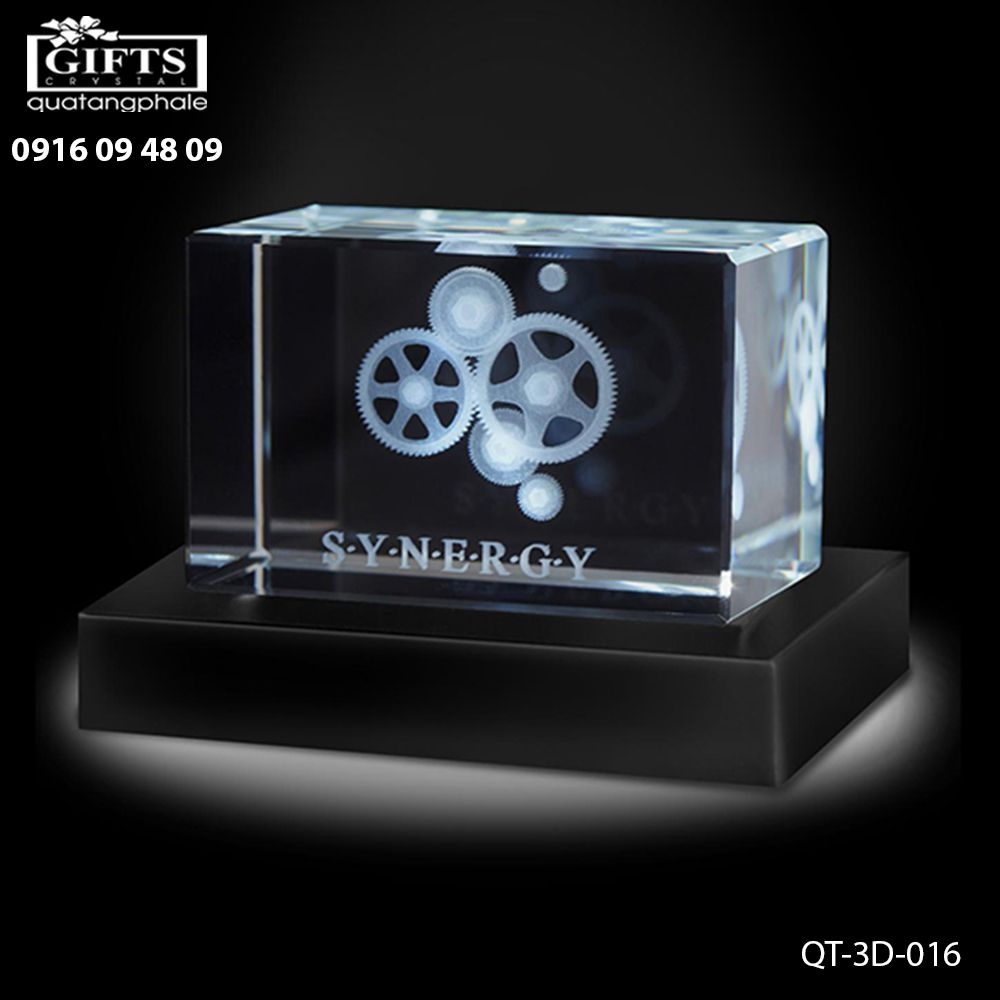 Pha lê 3d QT-3D-016