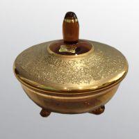 Âu thủy tinh mạ vàng Engermen 6601-165-17013-85