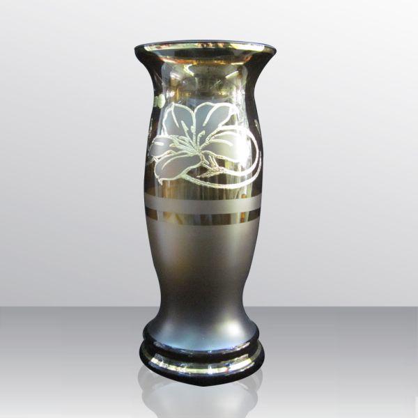 Bình Hoa Thủy Tinh Mạ Vàng 81269-17531-41