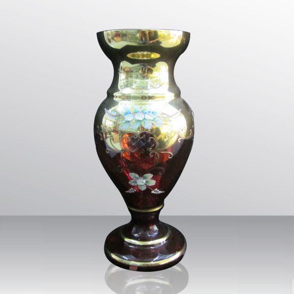 Bình Hoa Thủy Tinh Mạ Vàng 83219-25041-37R