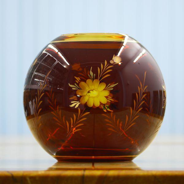 Bình Hoa Thủy Tinh Mạ Vàng 8483_25_18026_85