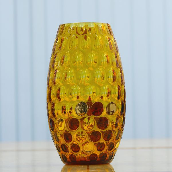 Bình Hoa Thủy Tinh Mạ Vàng 8762E_32.5_42028_85