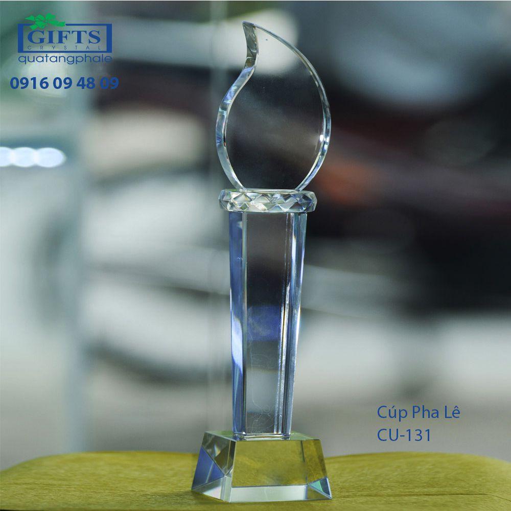 Cúp pha lê CU-131