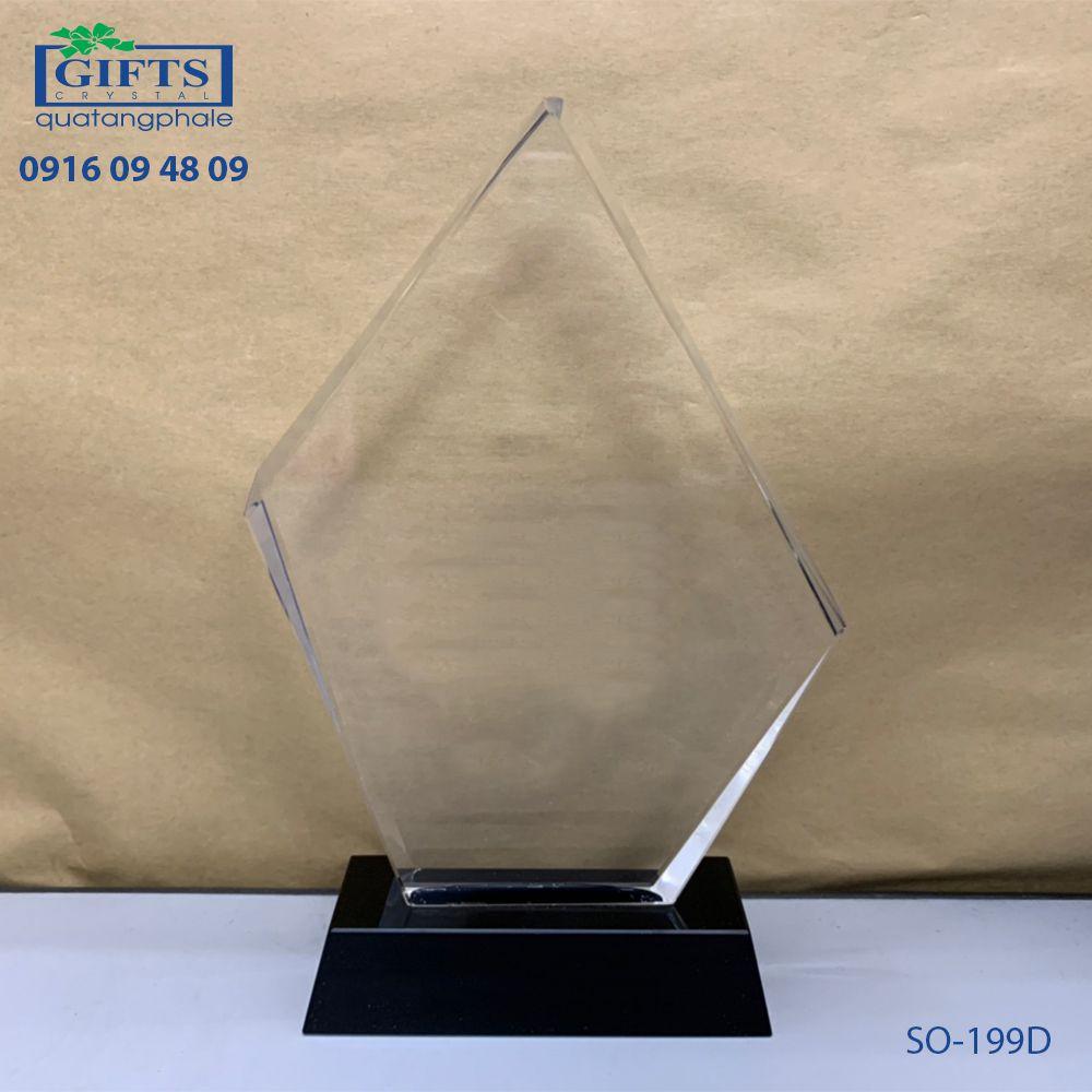 Kỷ niệm chương pha lê SO-199D