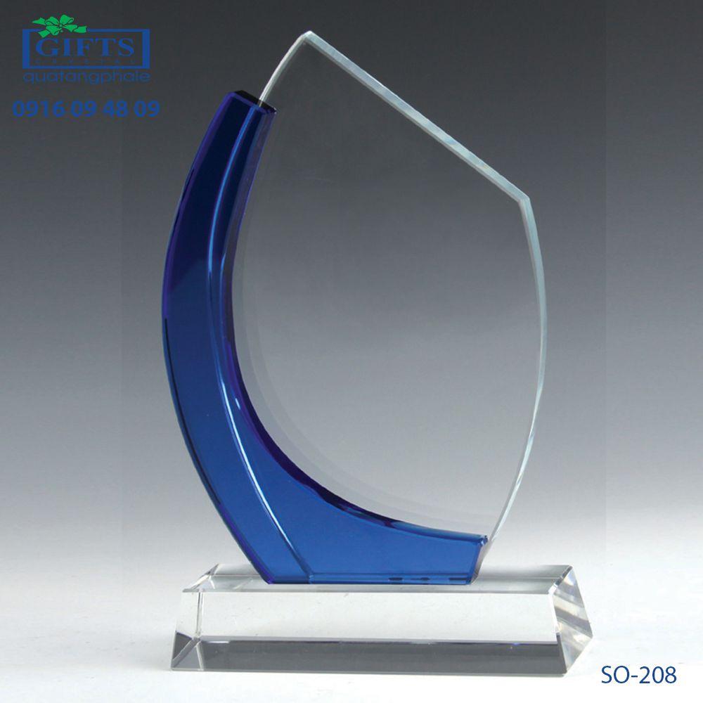 Kỷ niệm chương pha lê SO-208