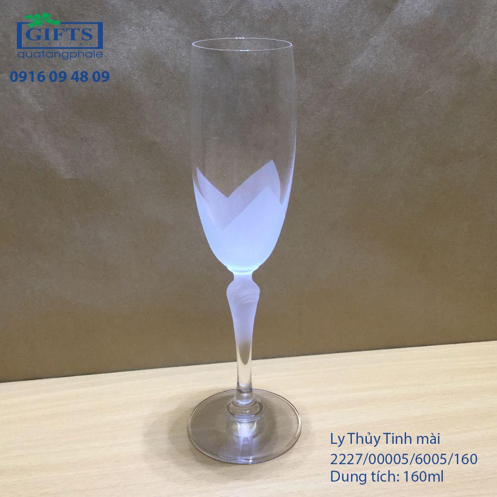 Ly Rượu Champagne 2227-00005-6005-160