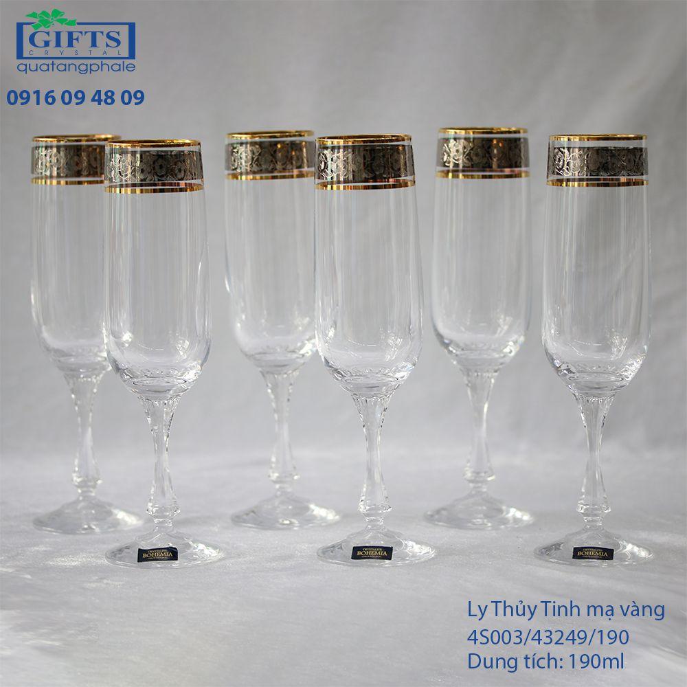 Ly Rượu Champagne 4S003-43249-190