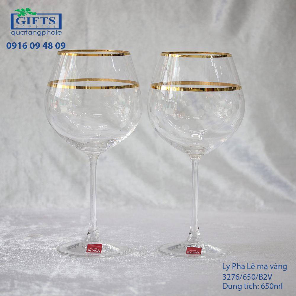 Ly rượu vang 3276-650-B2V