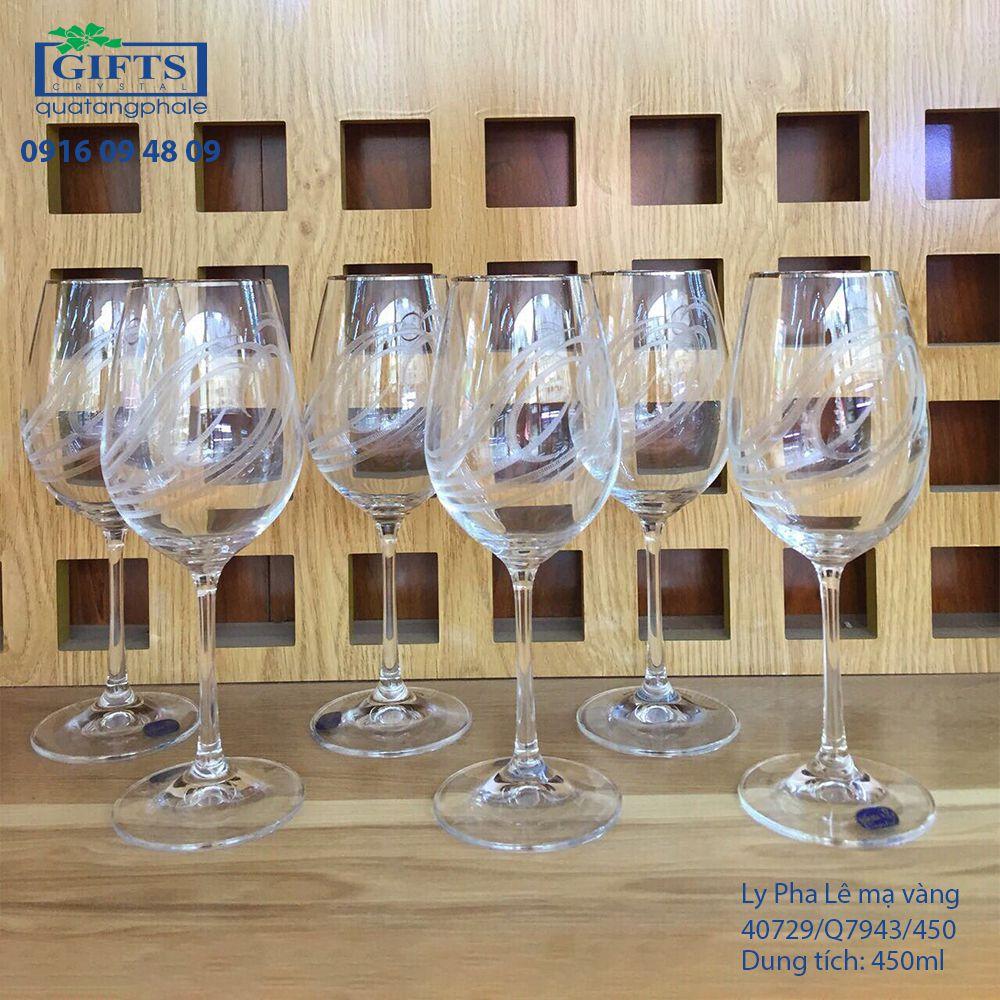 Ly rượu vang 40729-Q7943-450