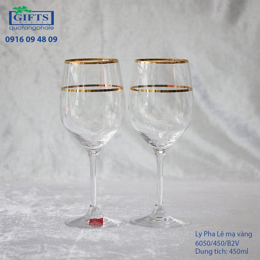 Ly rượu vang 6050-450-B2V