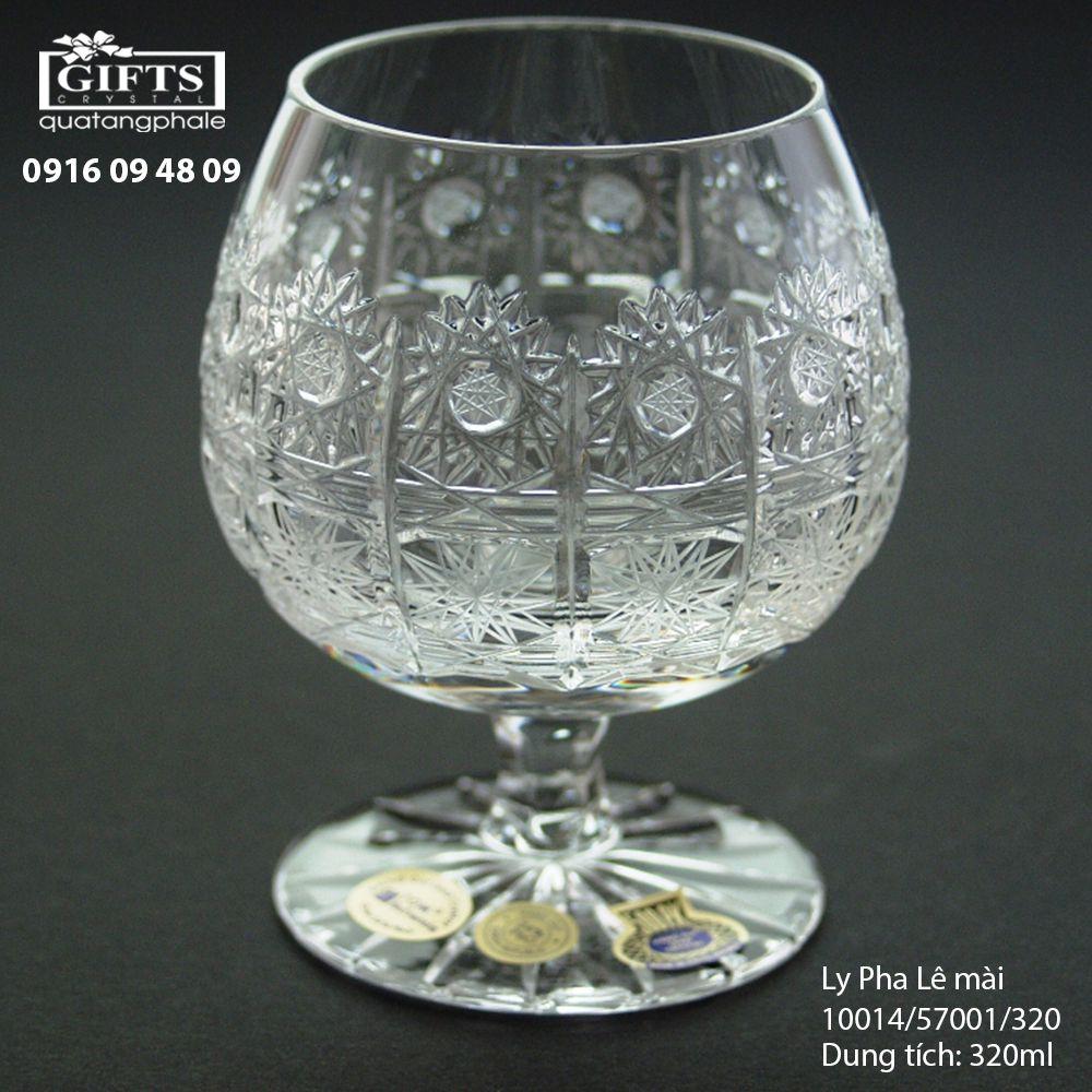 Ly Rượu Brandy - Cognac 10014-57001-320