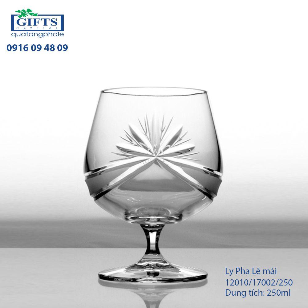 Ly Rượu Brandy - Cognac 12010-17002-250