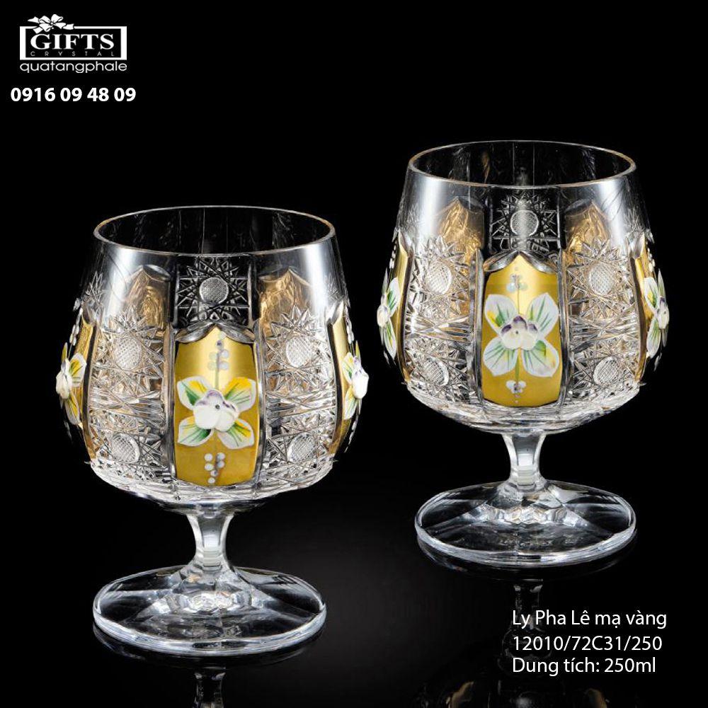 Ly Rượu Brandy - Cognac 12010-72C31-250