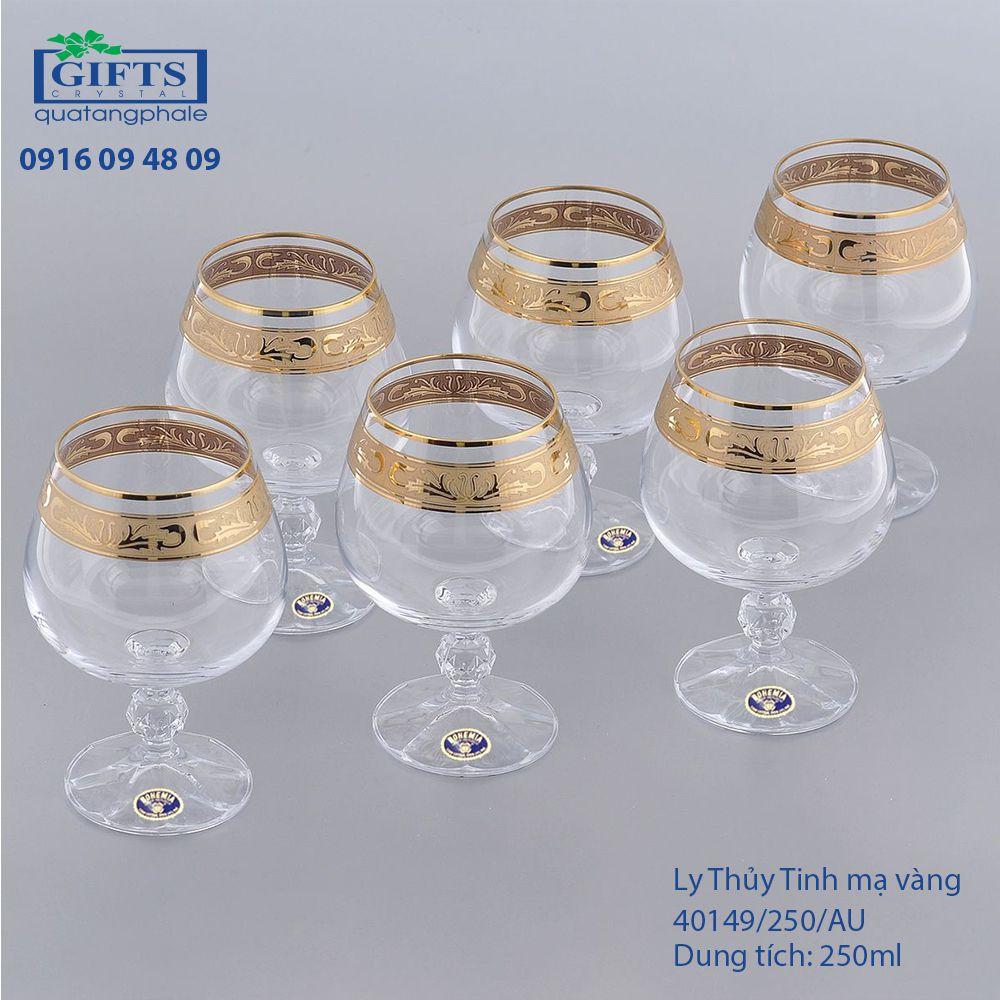 Ly Rượu Brandy - Cognac 40149-250-AU