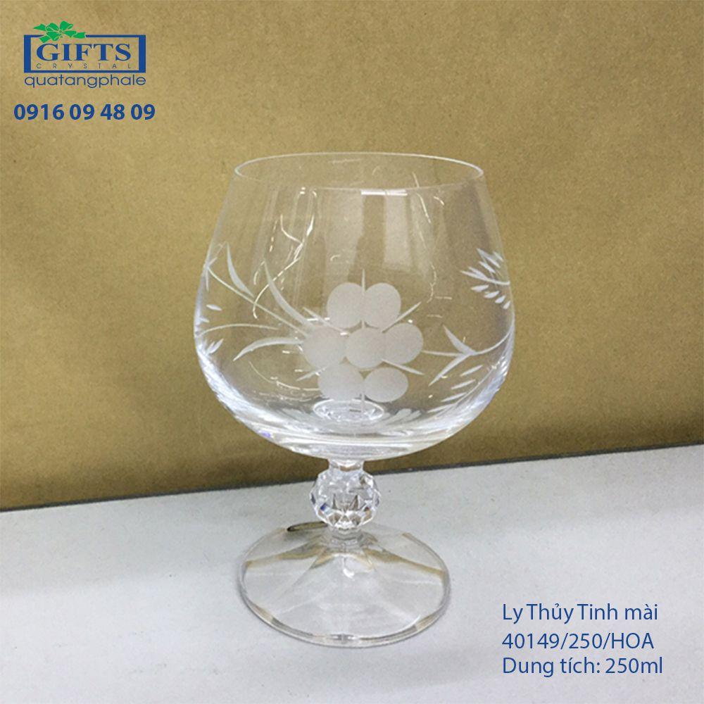 Ly Rượu Brandy - Cognac 40149-250-HOA