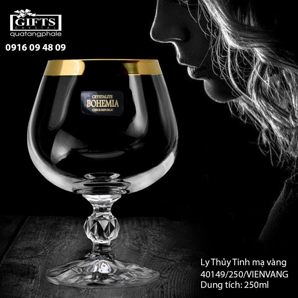 Ly Rượu Brandy - Cognac 40149-250-VIENVANG