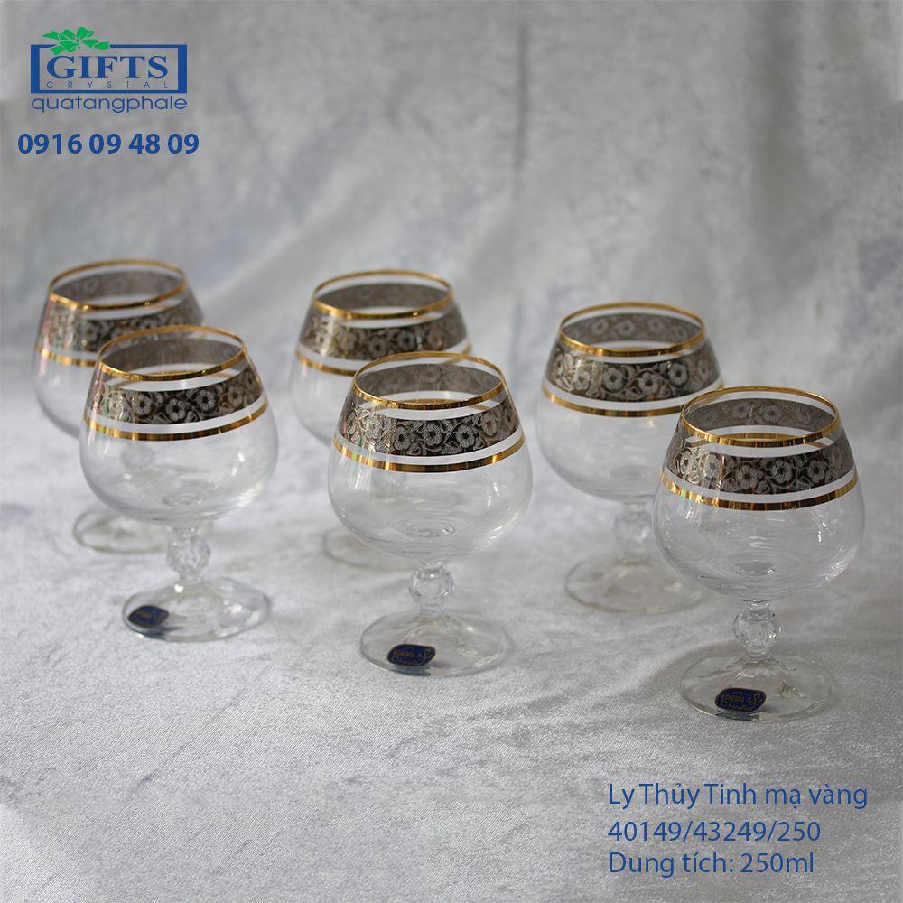 Ly Rượu Brandy - Cognac 40149-43249-250