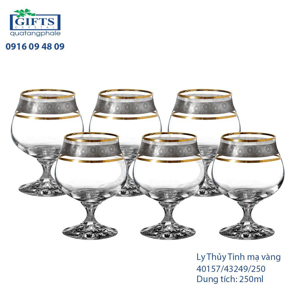Ly Rượu Brandy - Cognac 40157-43249-250