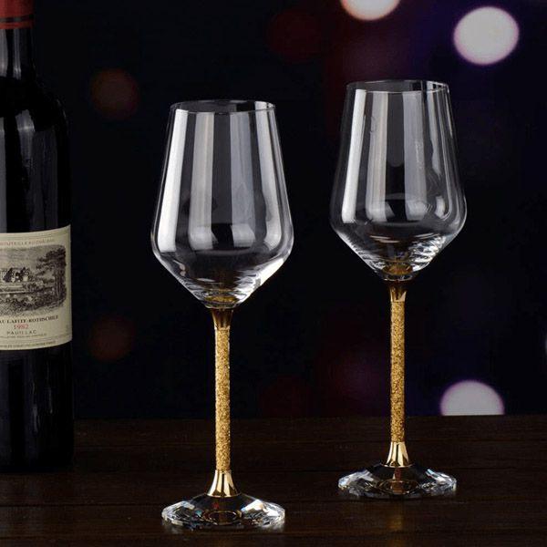 Ly Uống Rượu Vang Mẫu 1
