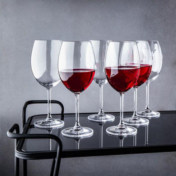 Ly Uống Rượu Vang Mẫu 10