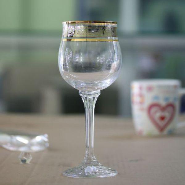 Ly Uống Rượu Vang Mẫu 18