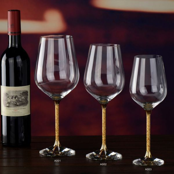 Ly Uống Rượu Vang Mẫu 2