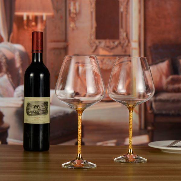 Ly Uống Rượu Vang Mẫu 3
