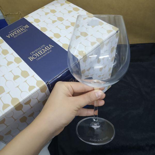 Ly Uống Rượu Vang Mẫu 30