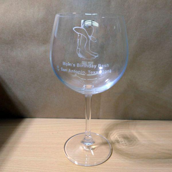 Ly Uống Rượu Vang Mẫu 33