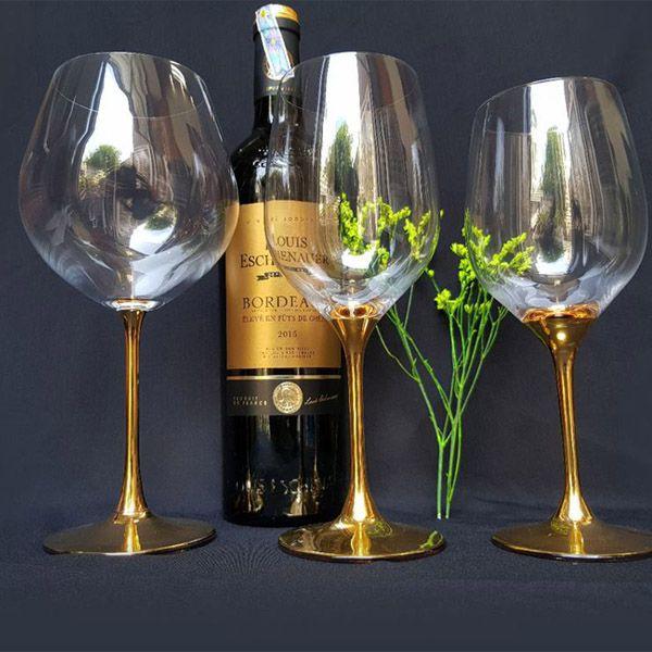 Ly Uống Rượu Vang Mẫu 4